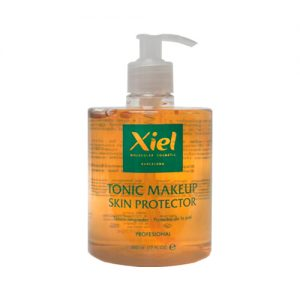 Loción limpiadora y tonificante / TONIC MAKE UP SKIN PROTECTOR 500ml / Xiel