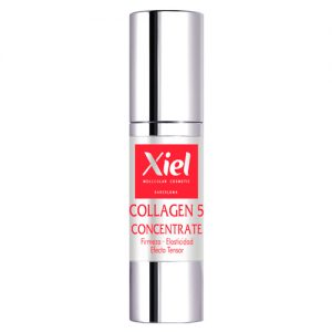 Serum Reafirmante activador del colágeno y la elastina / COLLAGEN 5 CONCENTRATE 30ml / Xiel